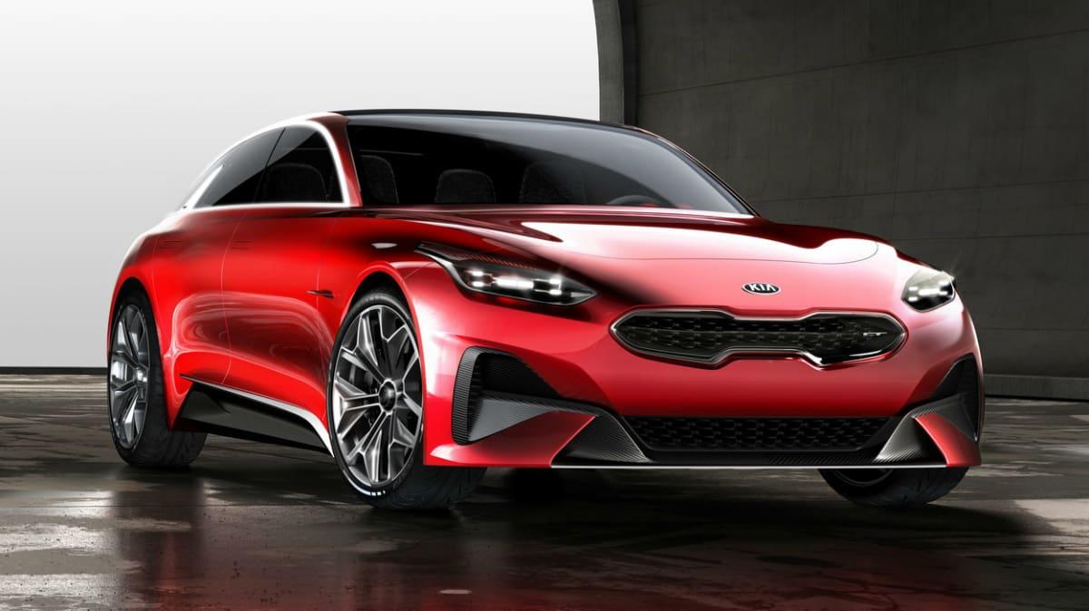 Kia pro_cee'd GT Next-Gen Previewed Via Shooting Brake Concept