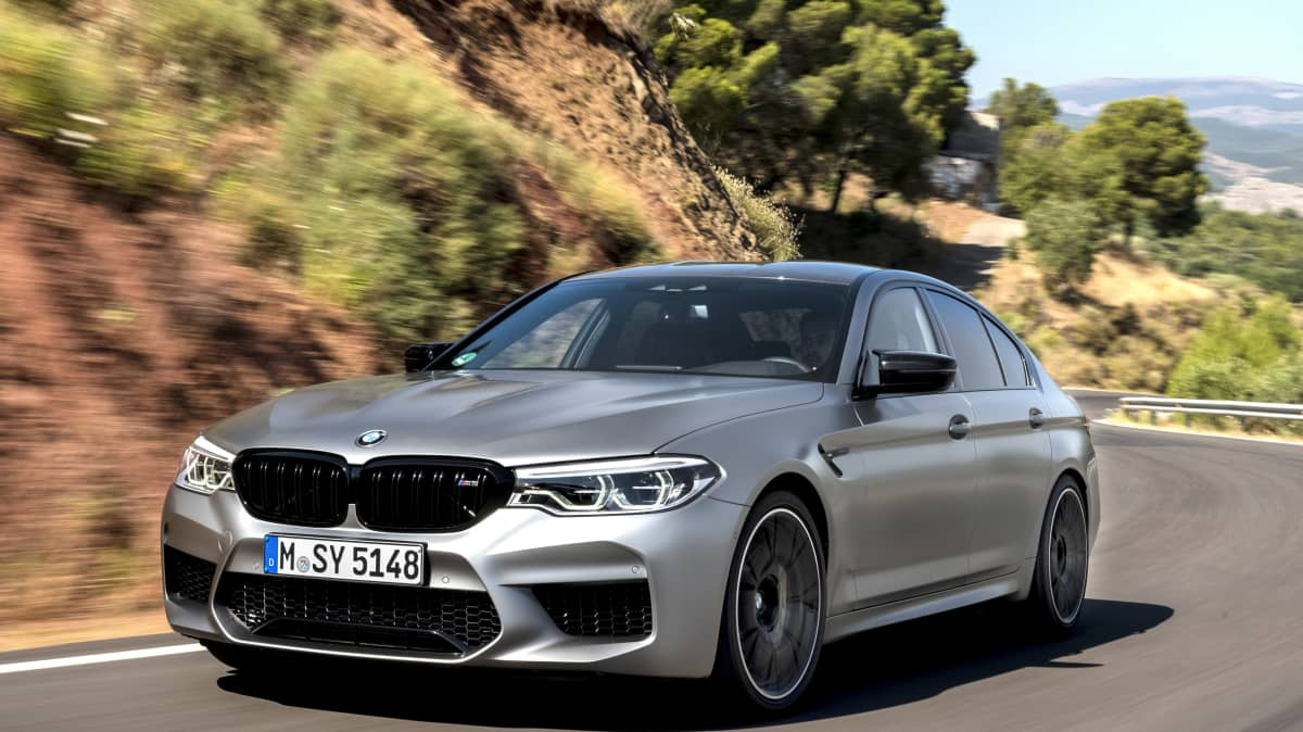 BMW M5 Competition 2018 Review-0