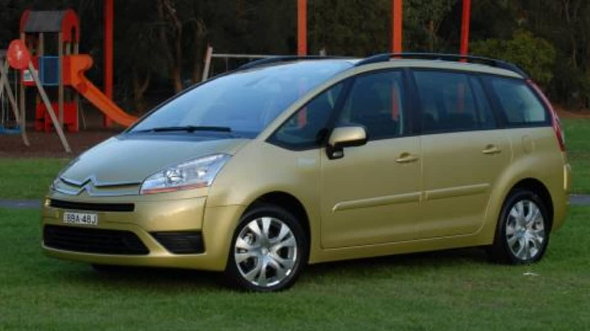 Citroen C4 Picasso diesel price dropped to match petrol model