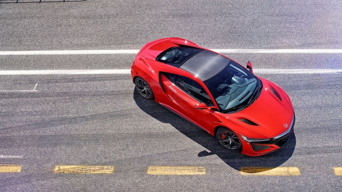 2017 Honda NSX Preview Drive - Global Markets Will Go Beserk... It Is That Good