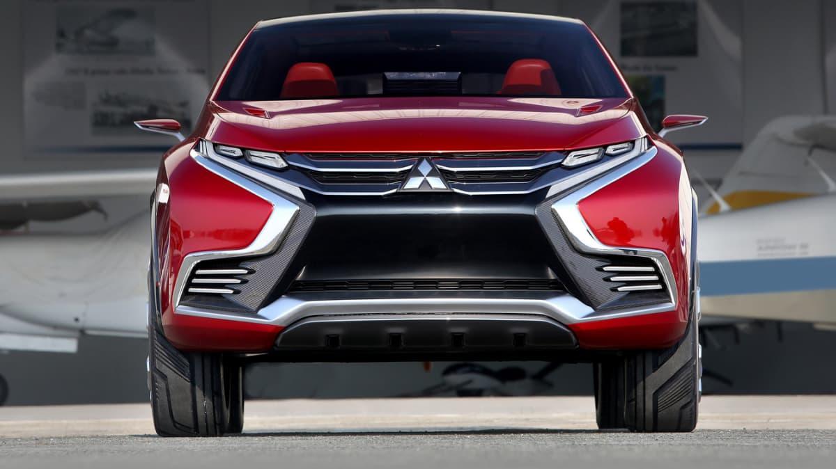 Mitsubishi To Introduce New Medium SUV At Geneva