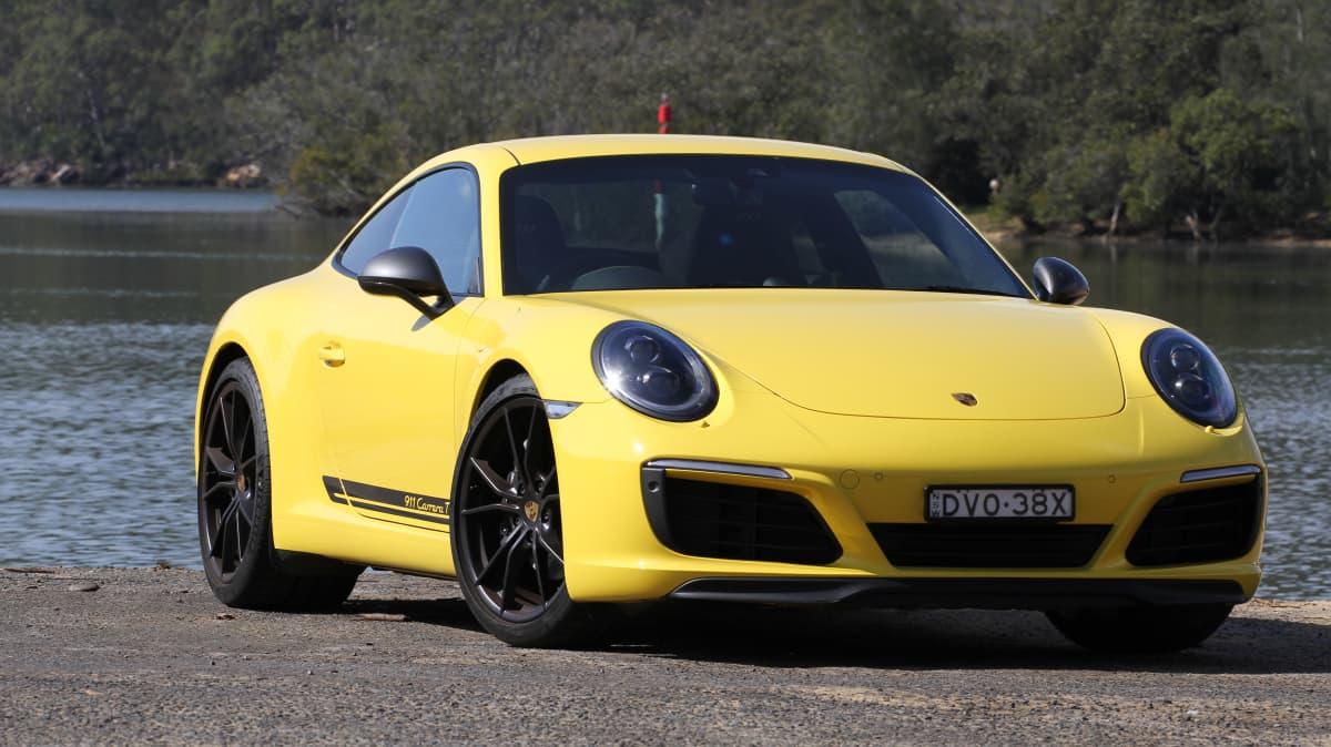 2018 Porsche 911 Carrera T new car review