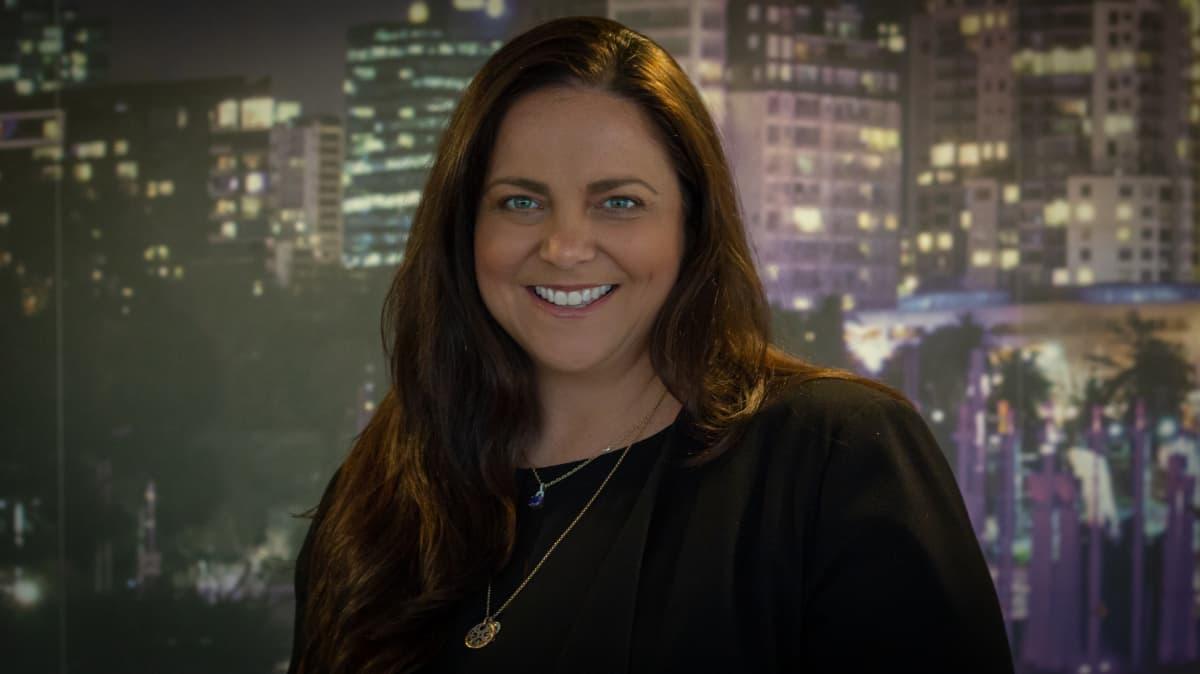 Ford Australia President Kay Hart