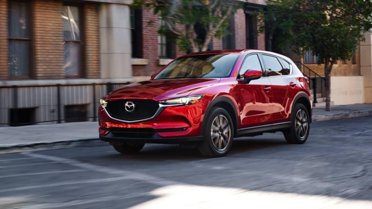 2017 Mazda CX-5 Revealed At LA Auto Show