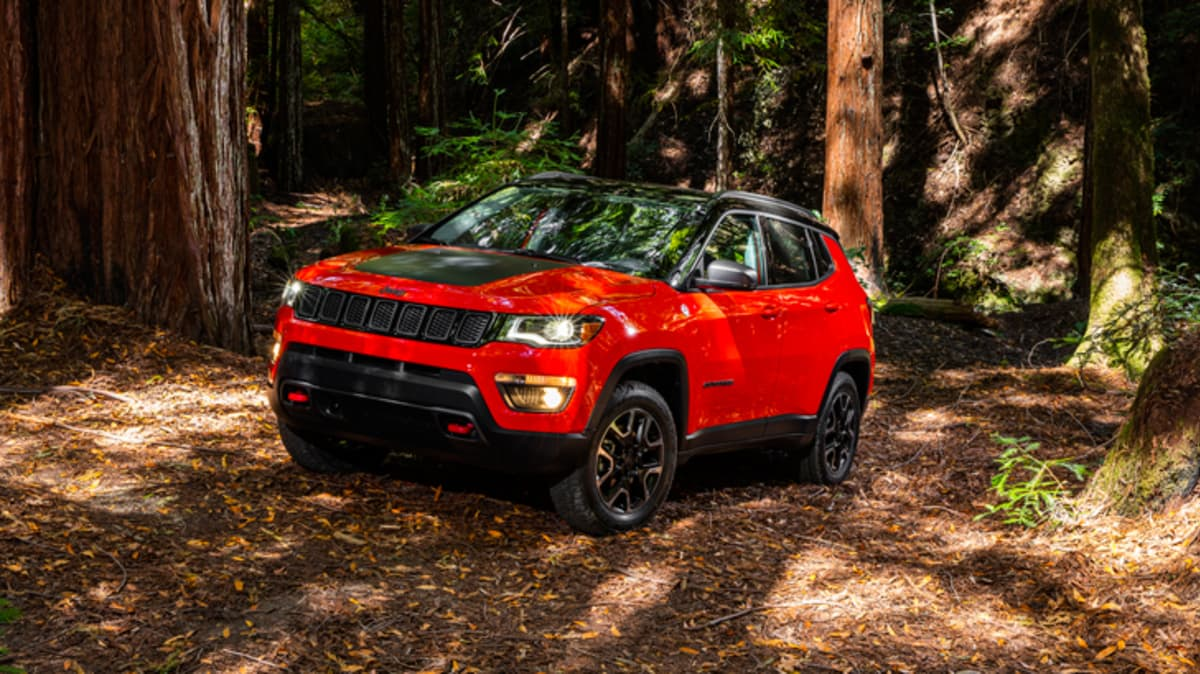 2017 Jeep Compass Unveiled