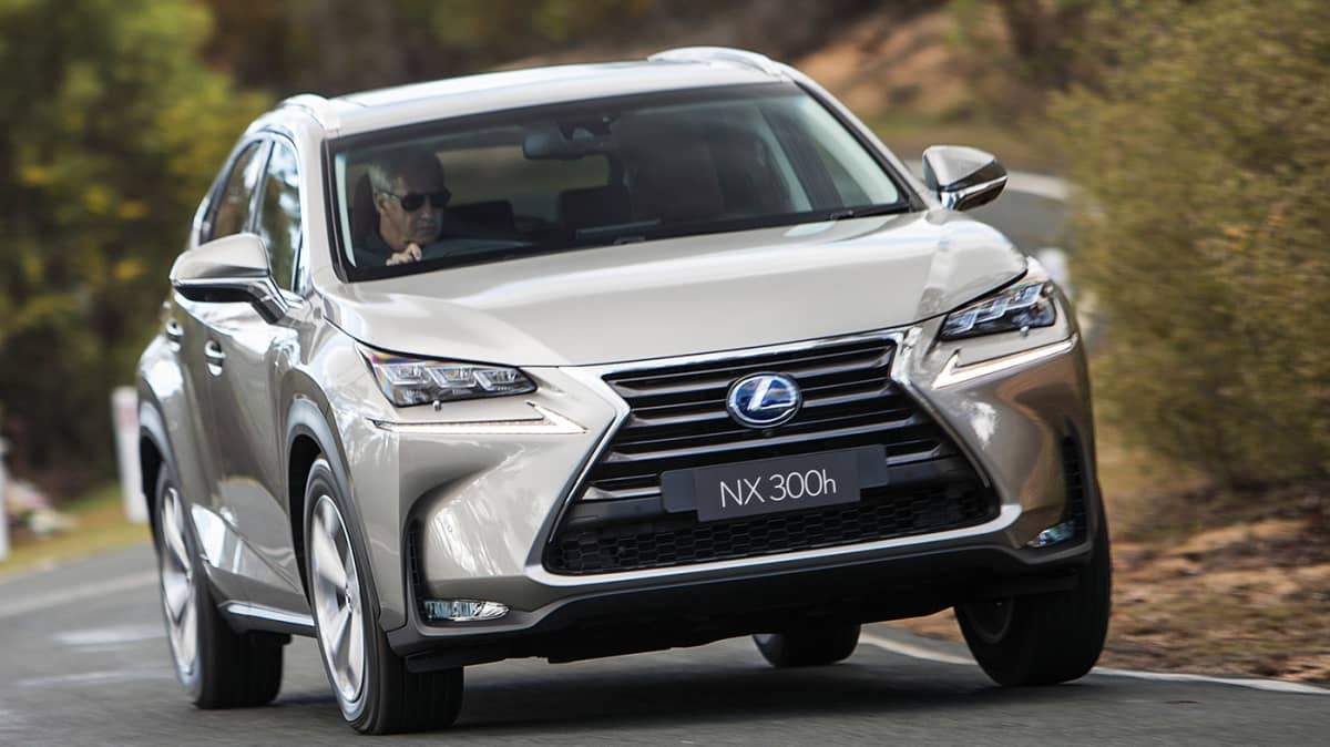 The Week That Was: Lexus NX 300h, Volvo V60 Polestar, Mazda2