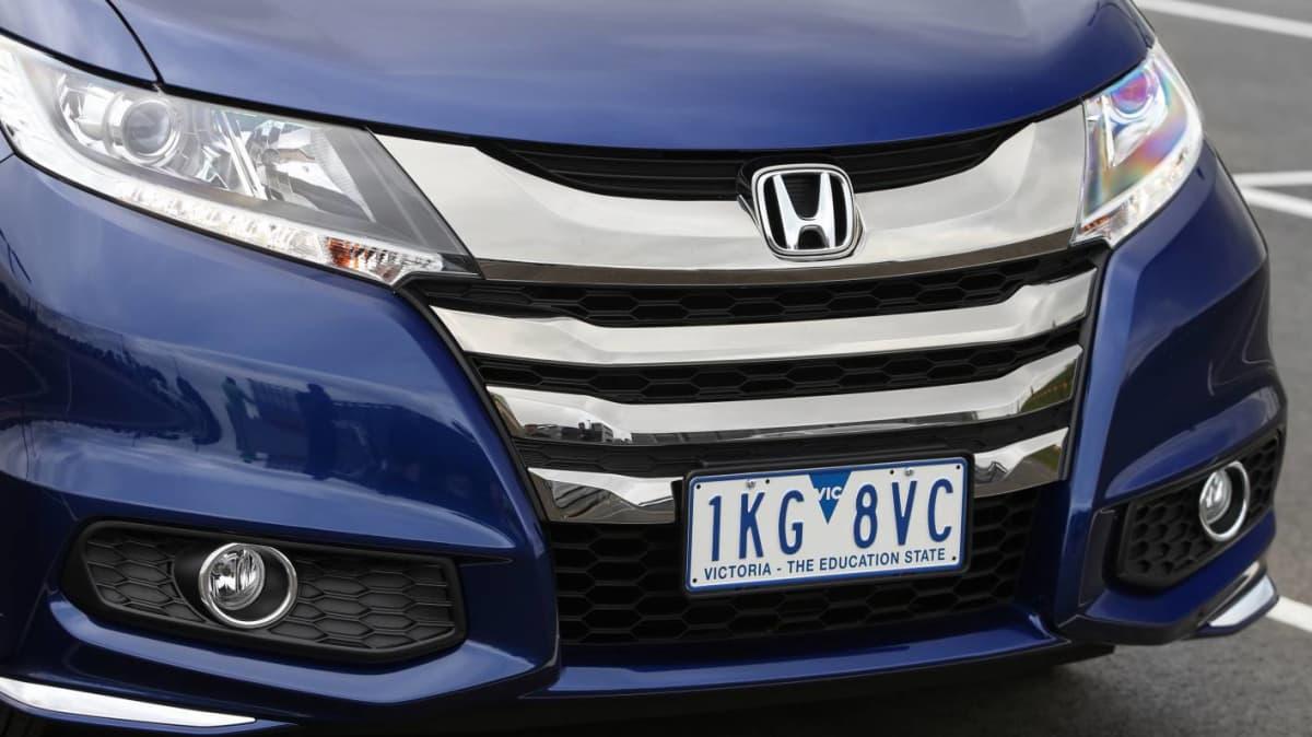 2018 Honda Odyssey VTi