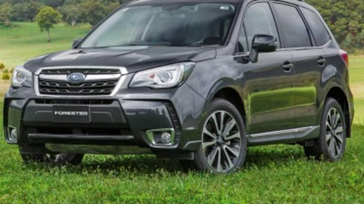 Full details: 2016 Subaru Forester