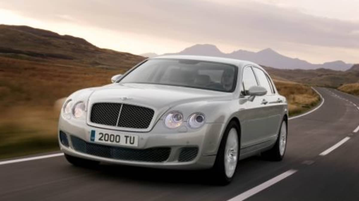 Bentley Bringing Continental Flying Spur Speed Four-Door And Continental GT Speed Coupe To MIMS