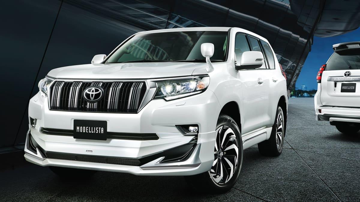 2021 Toyota LandCruiser Prado gets extra bling