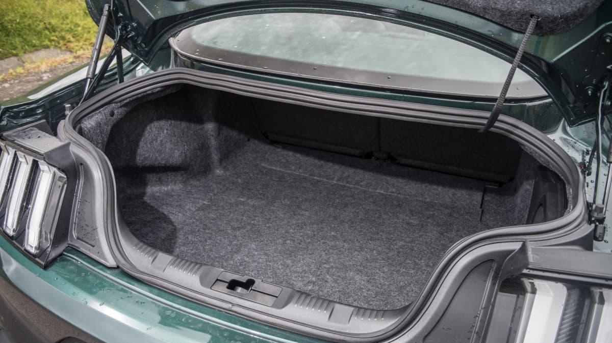 Ford Mustang Bullitt 2019 new car review-4