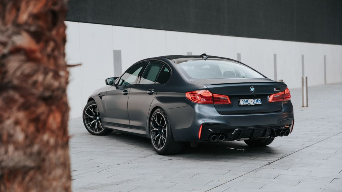 2019 BMW M5 Competition review-4
