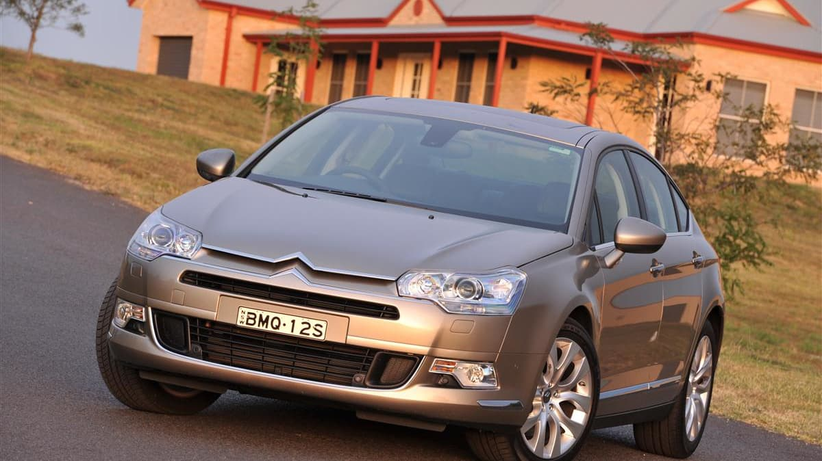 2010 Citroen C5 And C4 Picasso Pricing Slashed
