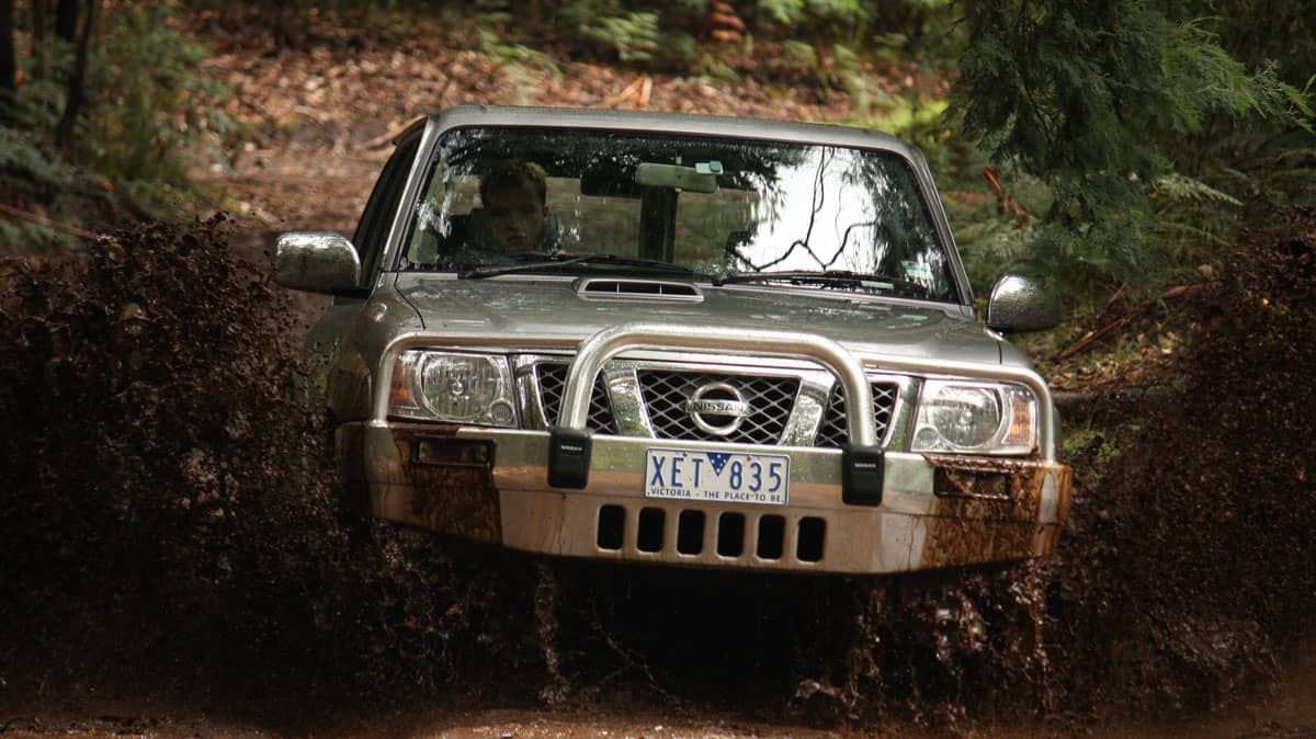 2010 Nissan Patrol Ti Road Test Review
