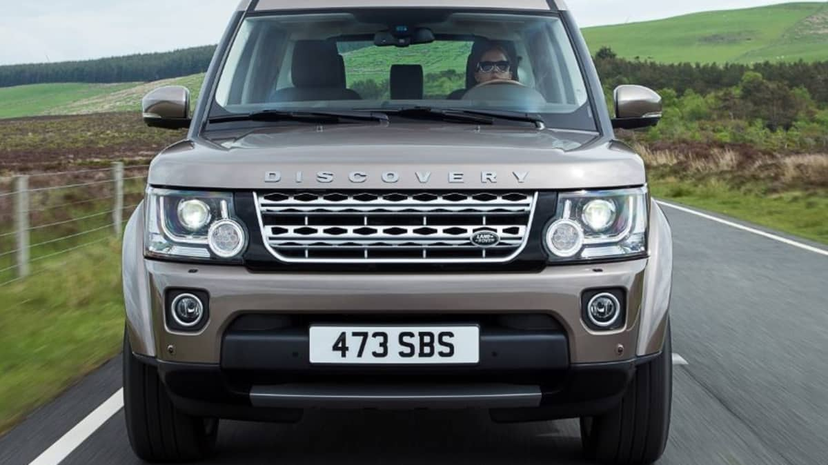Land Rover Expands Option List For Discovery