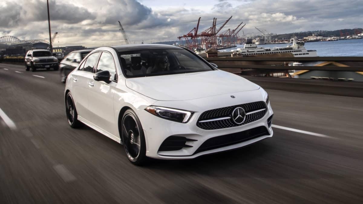 2018 Mercedes-Benz A-Class sedan first drive review