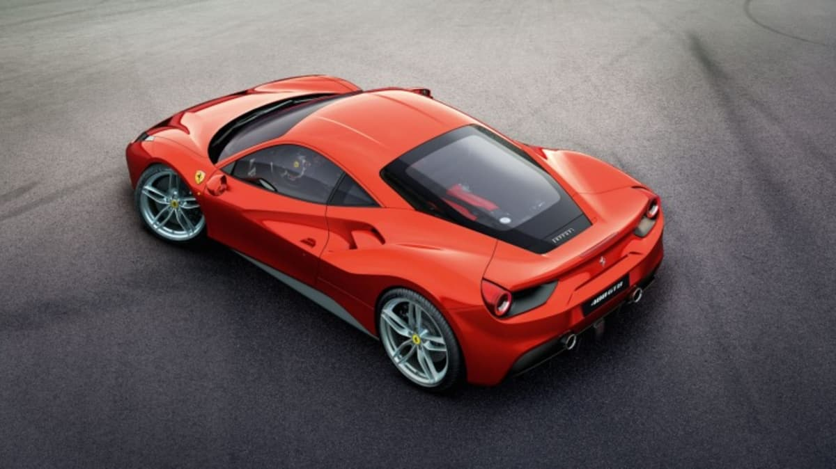 Clever aerodynamics for the new car surround the need to feed and cool the new engine.