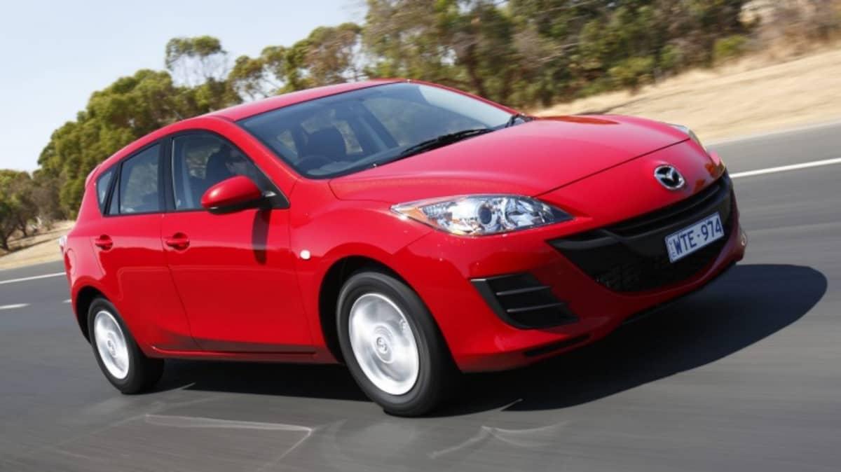 2009 Mazda3.