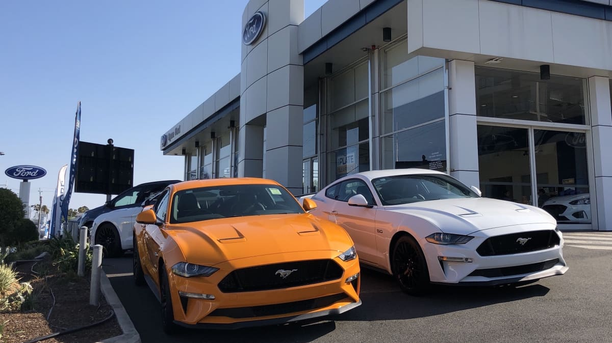 Ford Mustang posts lowest sales since it arrived in Australia