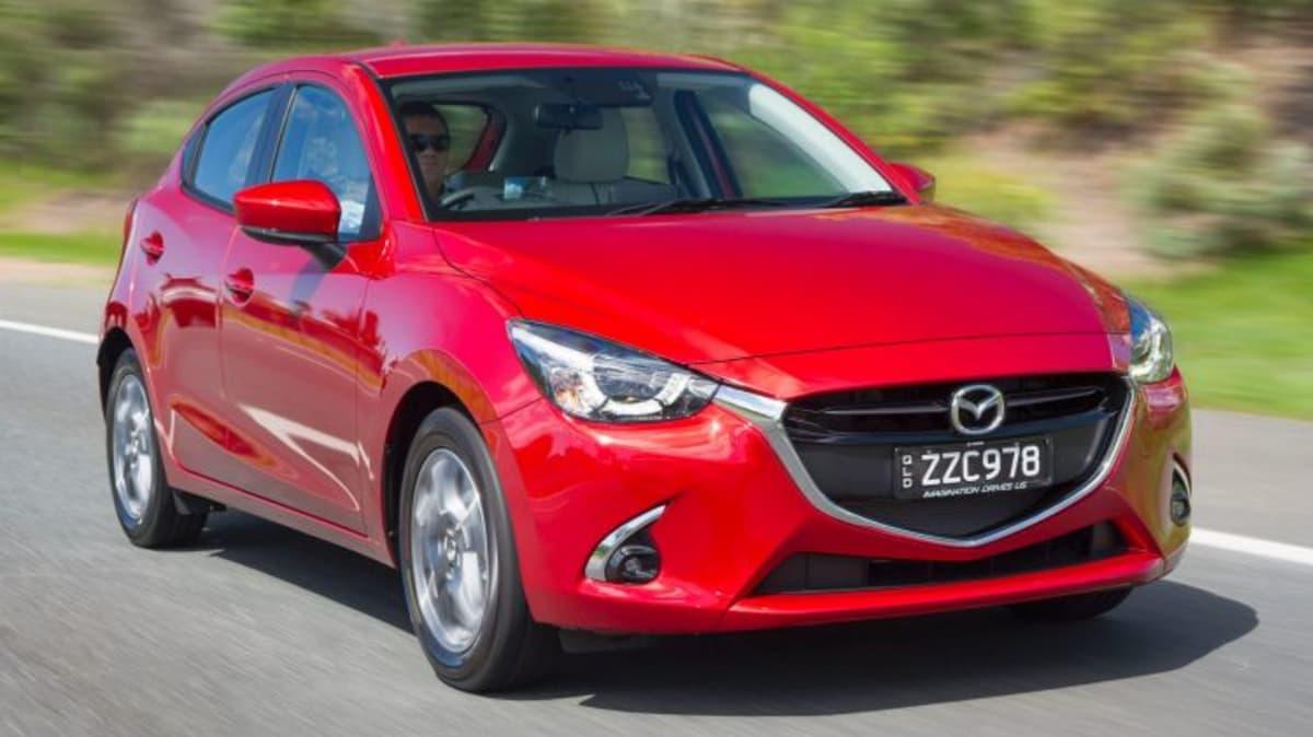 2017 Mazda2 GT.