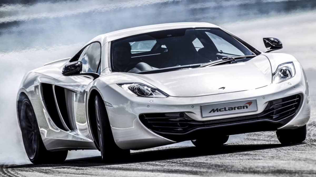 2013 McLaren MP4-12C: More Power, More Tricks, For New And Old