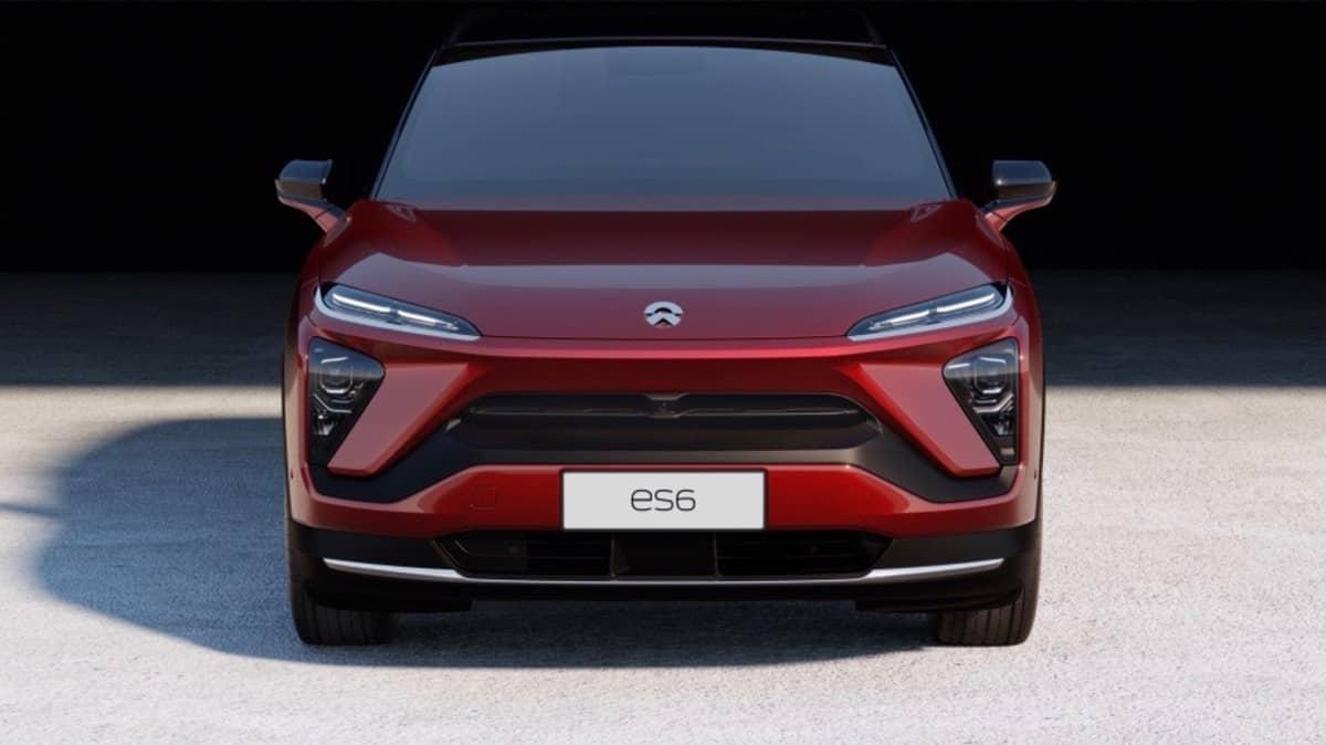Nio ES6 unveiled in Shanghai