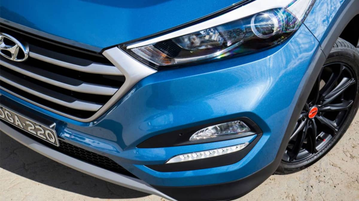 Hyundai To Continue American Names With New Compact SUV
