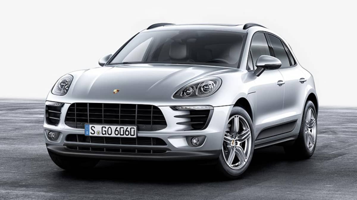 New Macan to be Porsche's Most Affordable Model