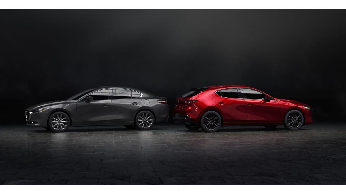 2019 Mazda3 Revealed