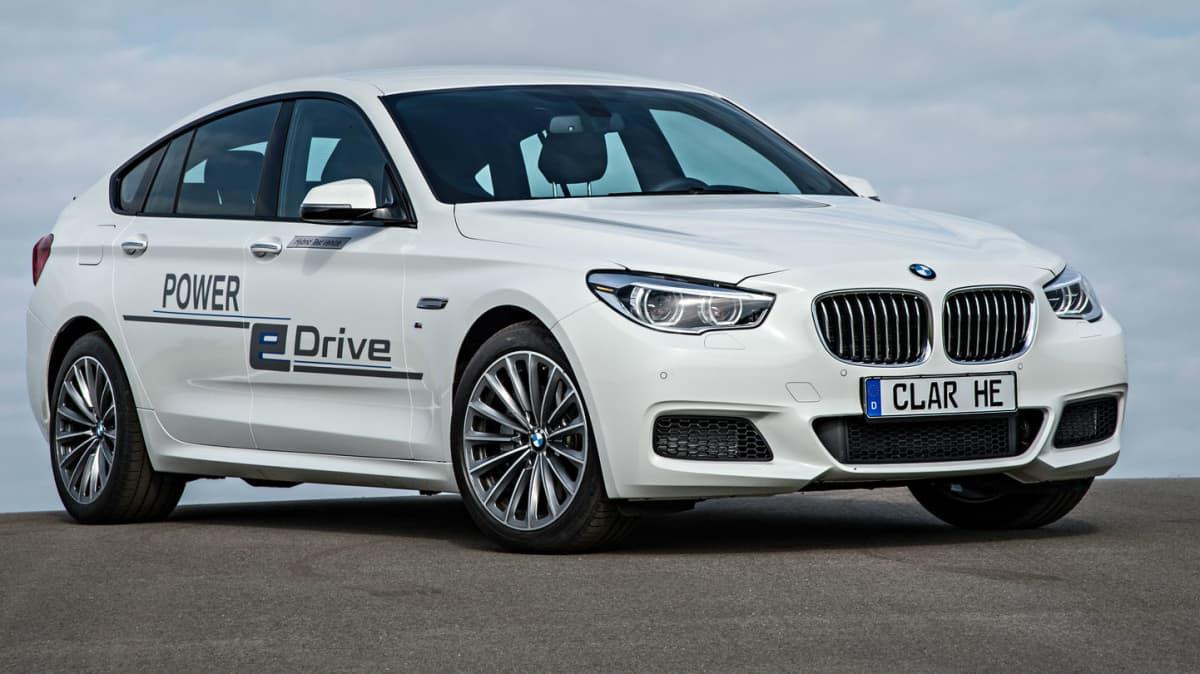 BMW Reveals New eDrive Plug-In Hybrid Systems