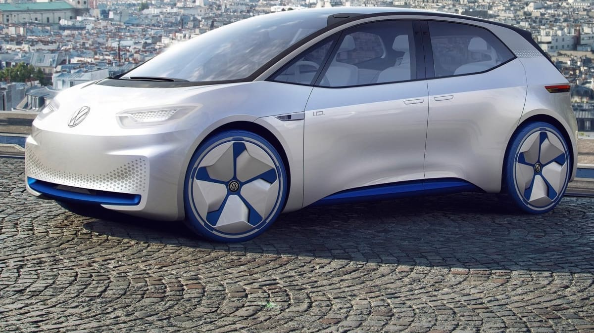 Volkswagen On Track To Launch Mark 8 Golf And I.D. EV Side-By-Side