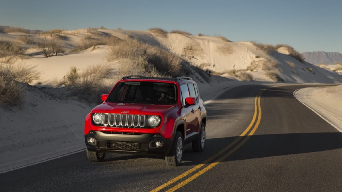 As well as offering strong on-road credentials, the Jeep Renegade is set to raise the bar with its off-road ability.