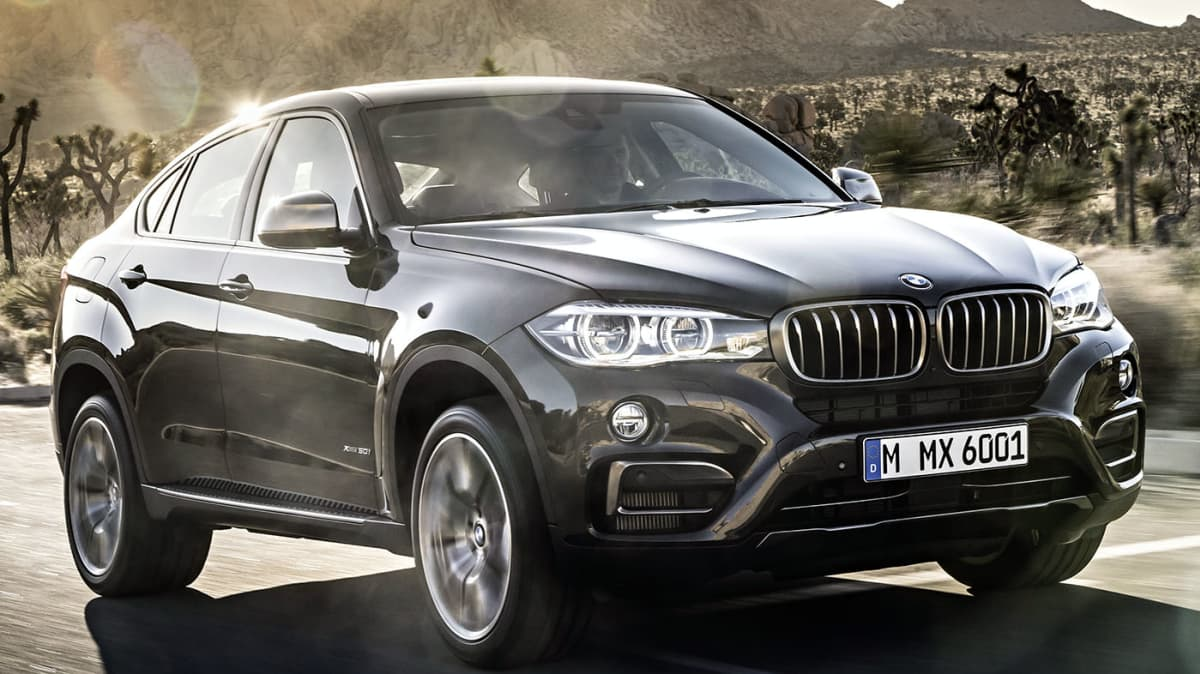 2015 BMW X6: Price And Features For Australia