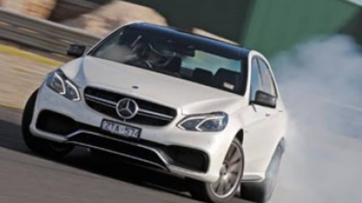 First drive review: Mercedes-Benz E63 AMG S