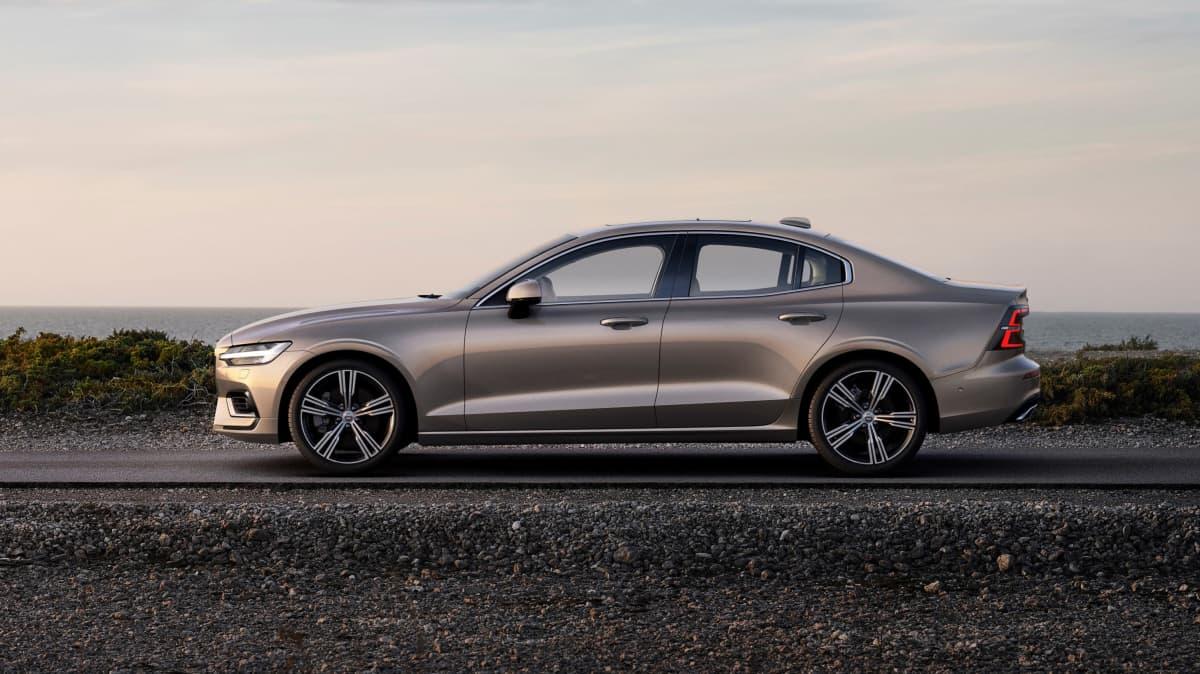 2019 Volvo S60 T5 international review-2