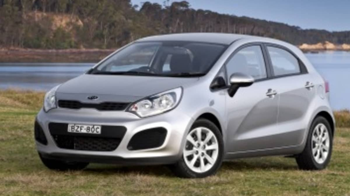 2011 Kia Rio S is a solid second-hand choice for young drivers