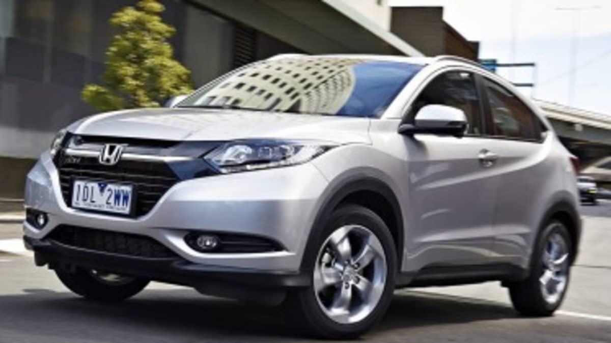 Honda HR-V first drive review