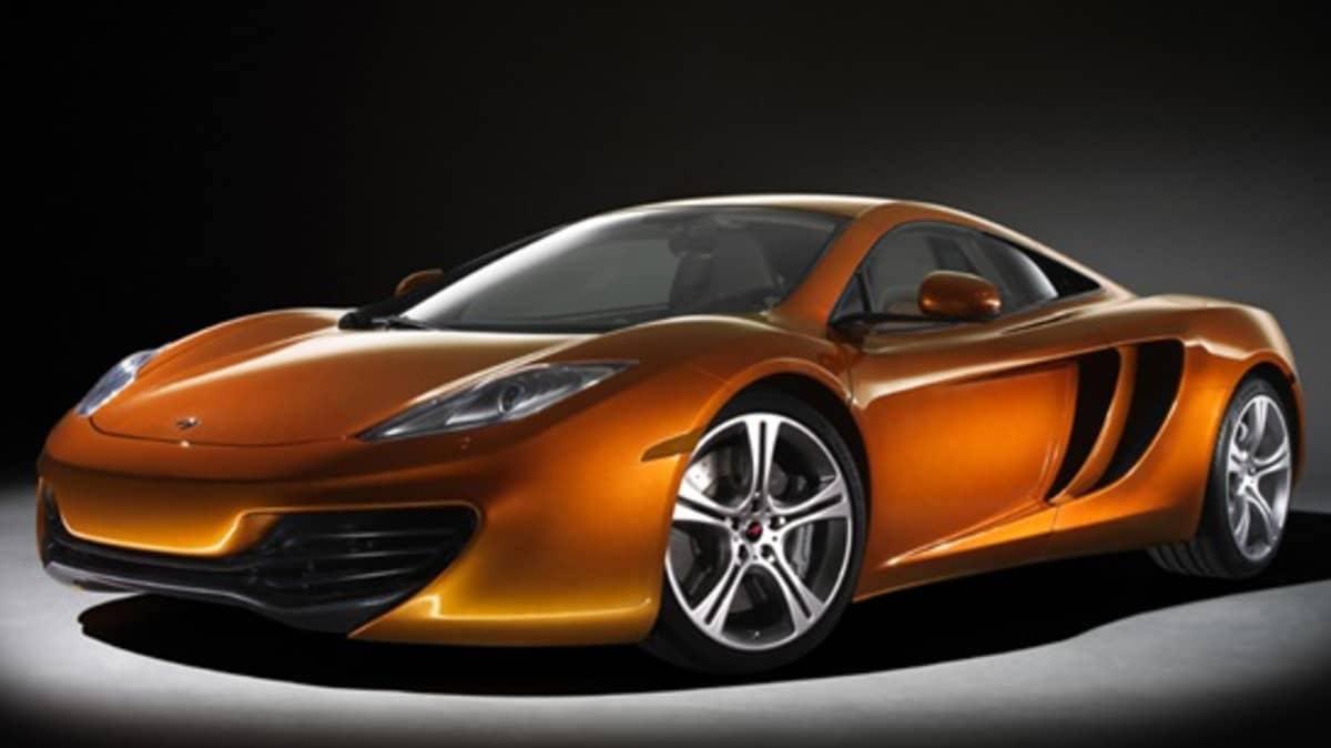 2011 McLaren MP4-12C Performance Figures Revealed