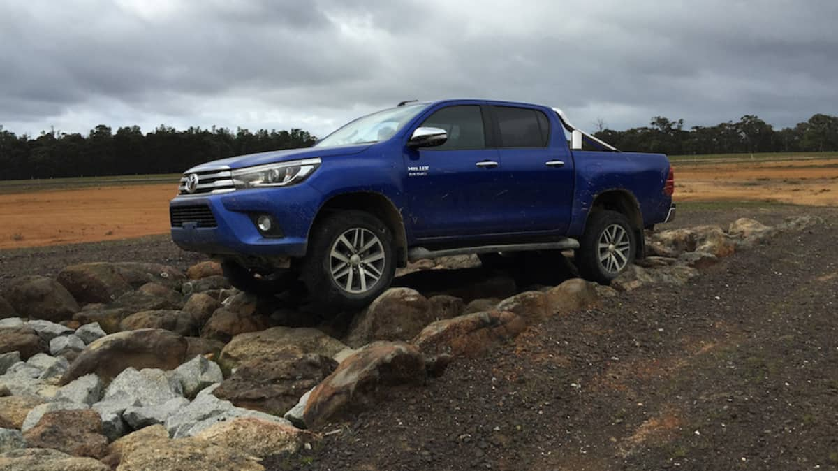 2015 Toyota Hilux 4x4 Dual Cab Review - Modern Makeover For A Working-Class Hero