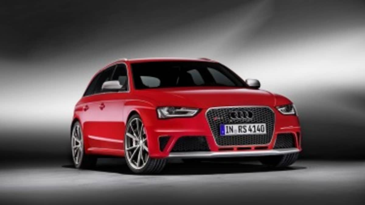 Audi to ditch V8 engine on RS4/RS5