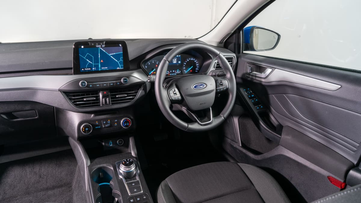 Ford Focus Trend 2019 new car review-0