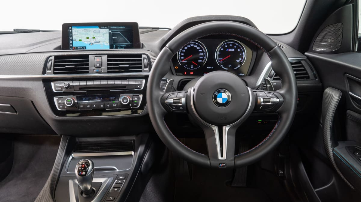BMW M2 Competition 2018 Coupe Review-0