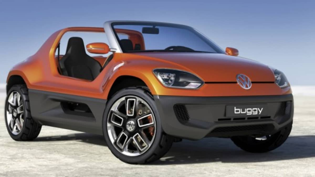 Volkswagen Up! SUV Moves Closer To Production: Report