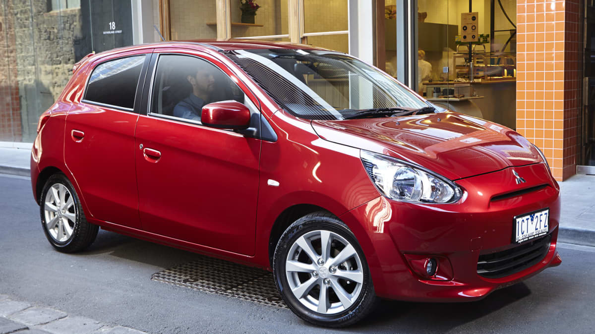 2015 Mitsubishi Mirage Hatch: Price And Features For Australia