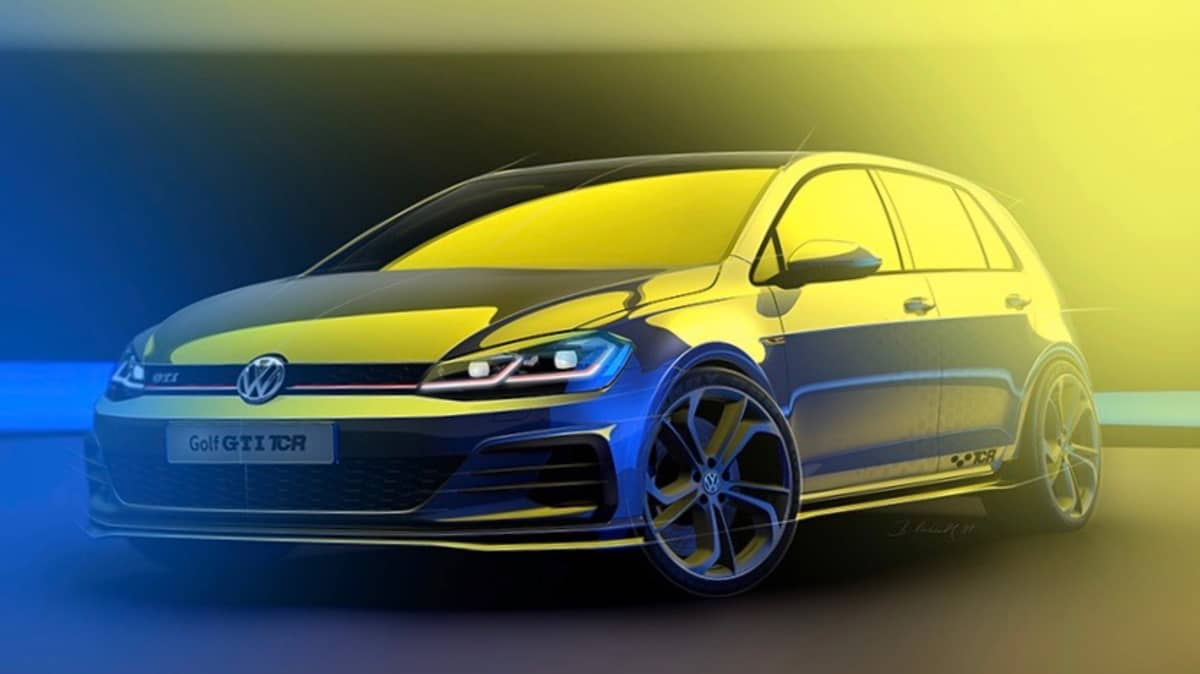 Fastest-ever Golf GTI coming this year