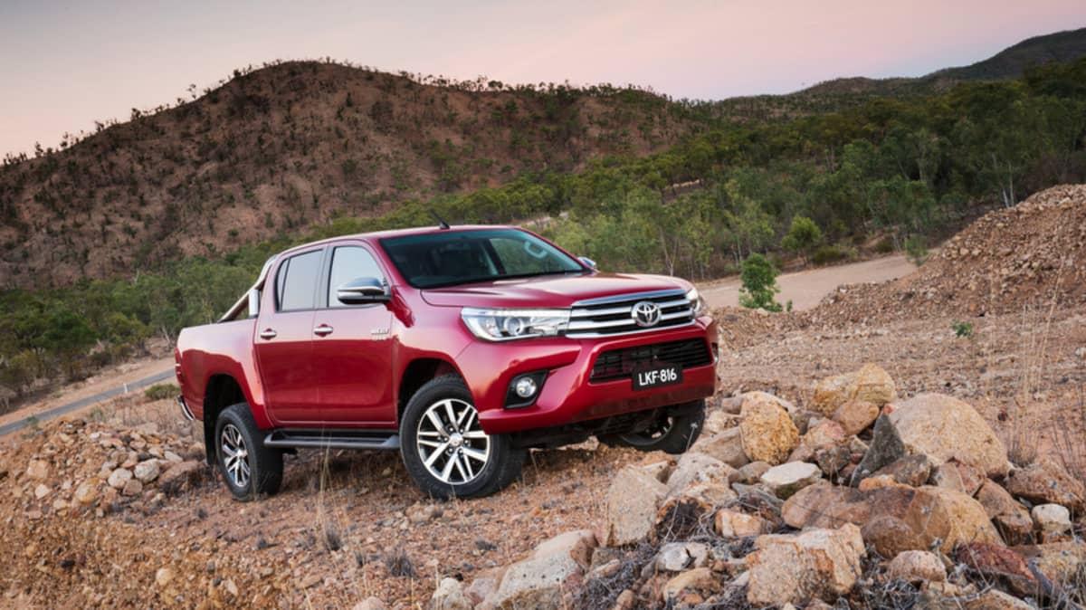 2016 Toyota Hilux - Australia