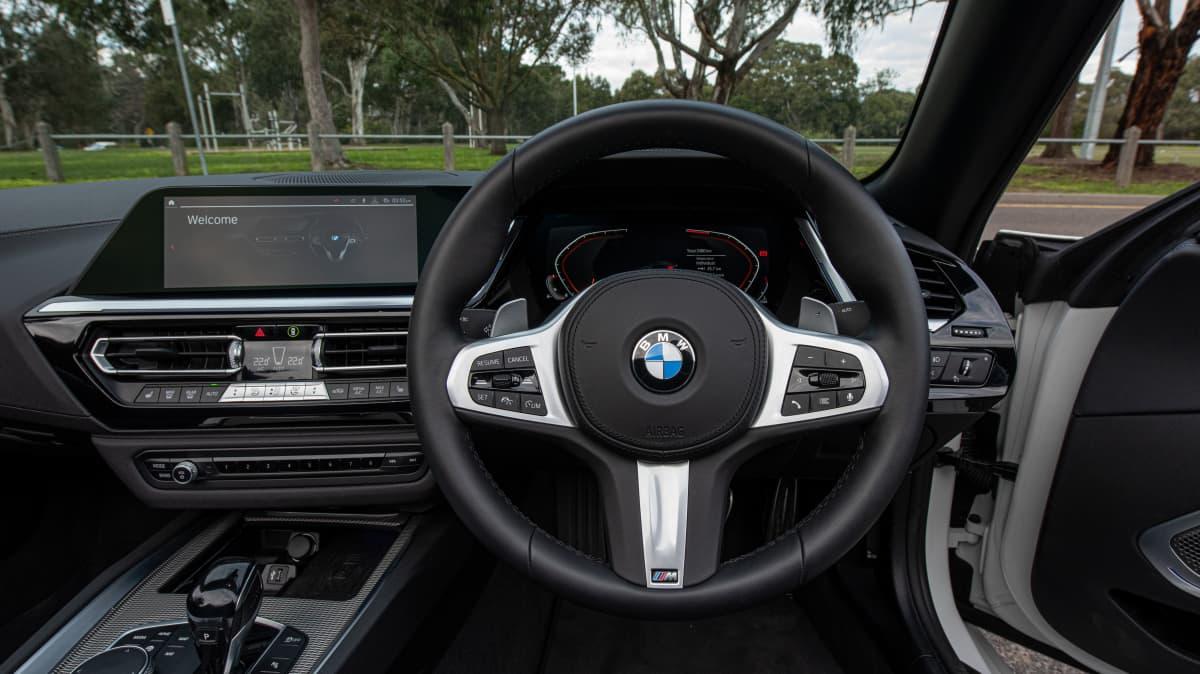 Luxury Review: BMW Z4 sDrive 30i-4