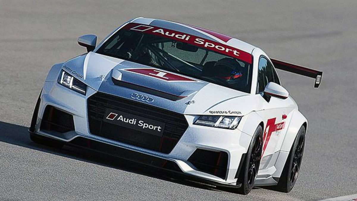 Audi, Nissan Reveal New TT And Micra One-Make Racers: Video