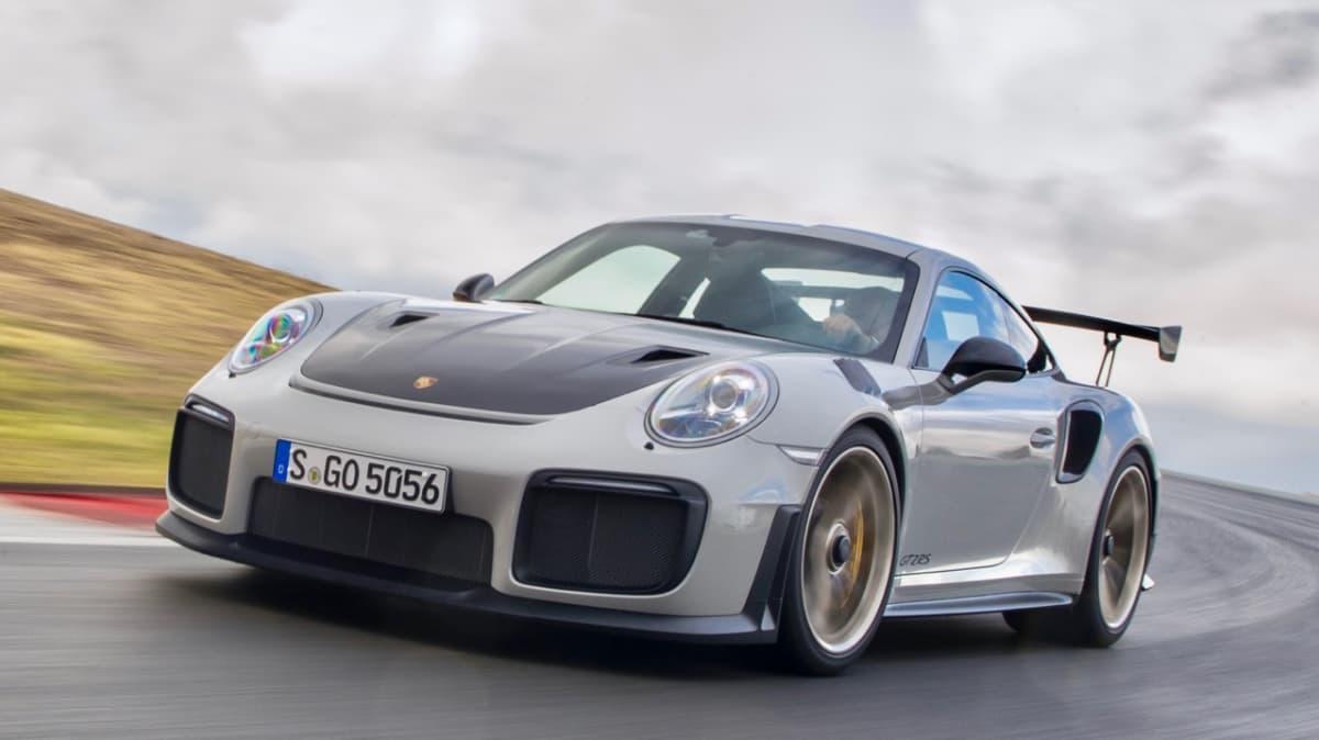 Next Porsche 911 to be hybrid compatible