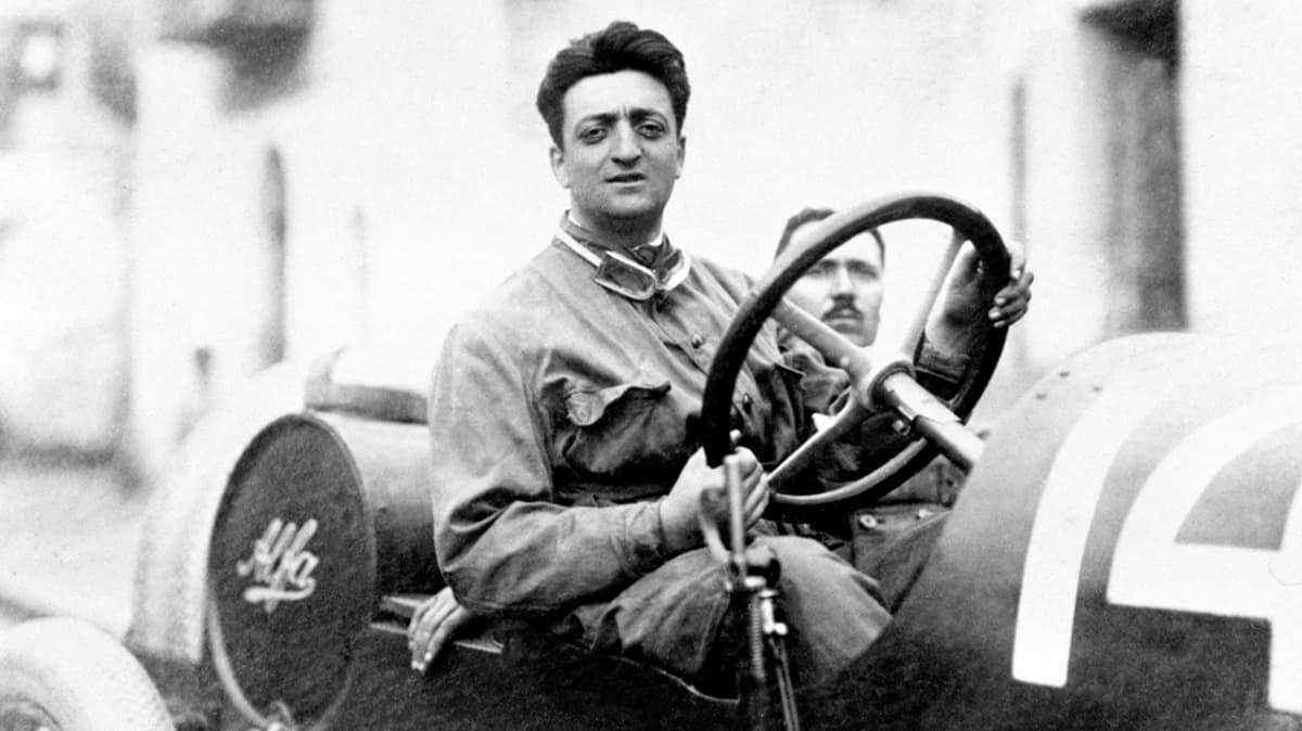Enzo Ferrari Film Nearing Approval